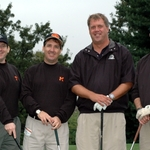 Alumni Association President's Foursome