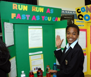 Mcdonogh School Sixth Grade Science Fair