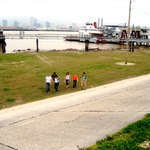 Touring the Levees