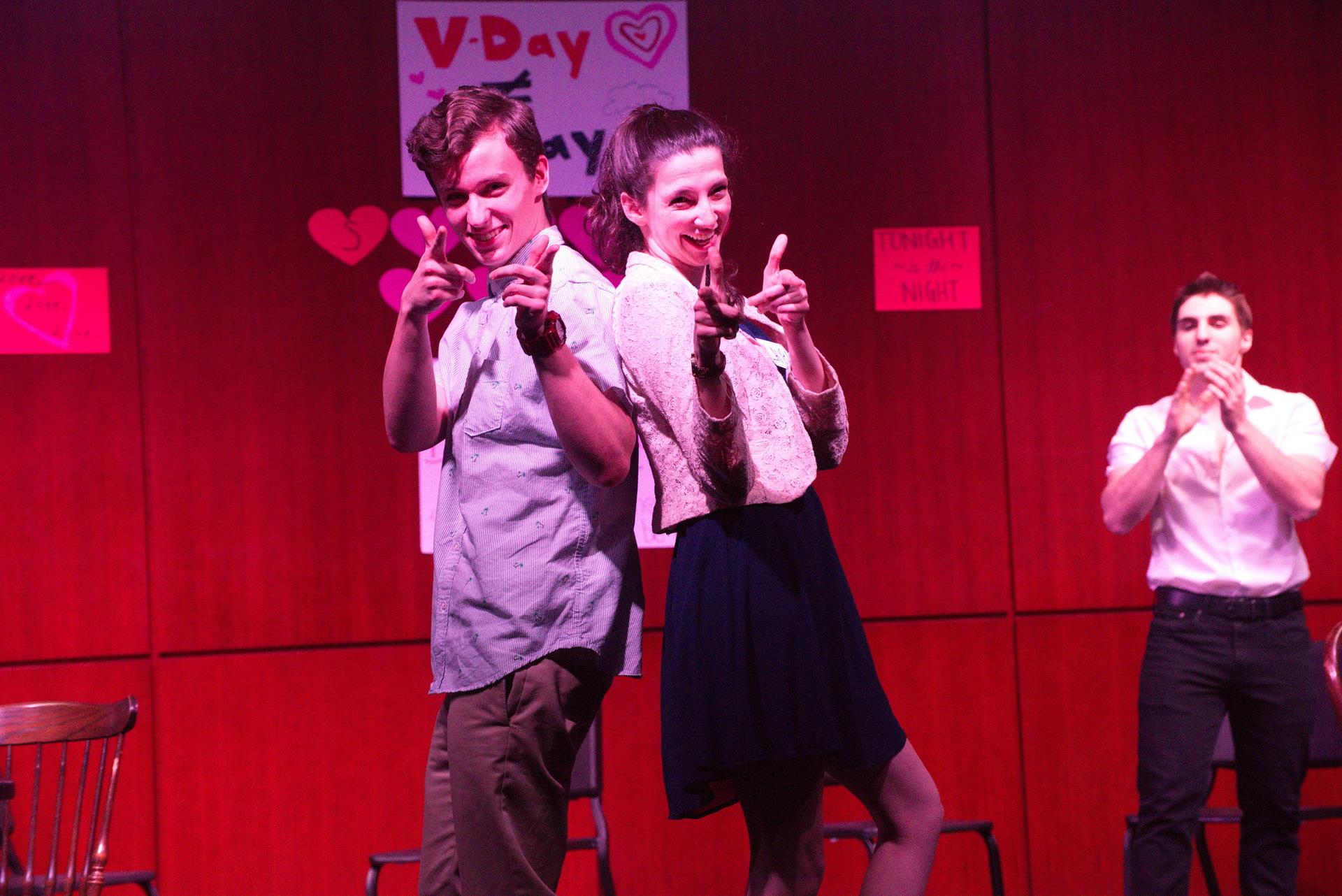 One Acts Wow - News & Photos - McDonogh School