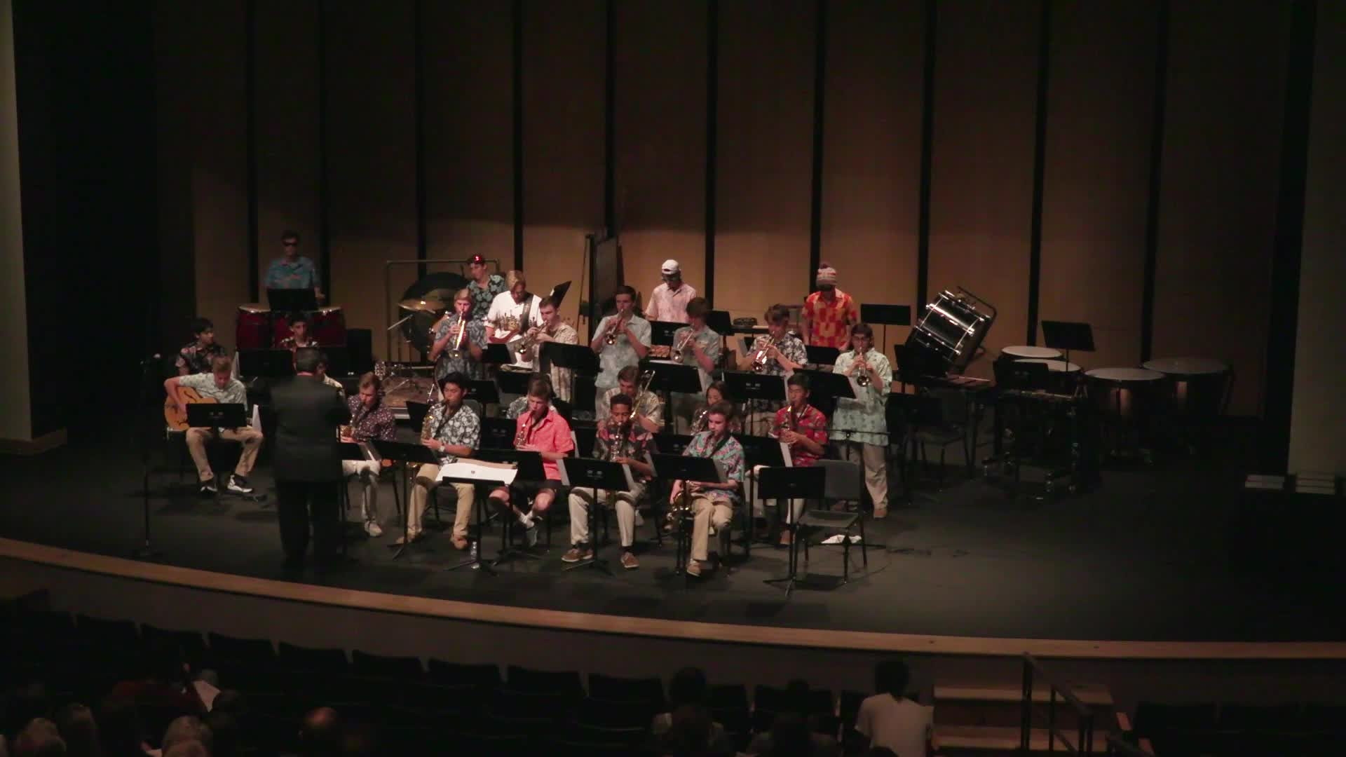 Jazz and Concert Band 2019